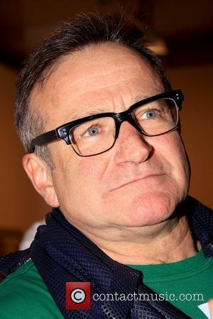 Robin Williams Timo Pre Fall 2009 Launch with Interview Magazine at Phillips De Pury New York City, USA - 18.11.08
