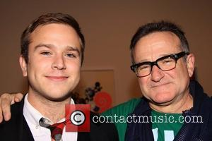 Zachary Pym Williams and Robin Williams Timo Pre Fall 2009 Launch with Interview Magazine at Phillips De Pury New York...