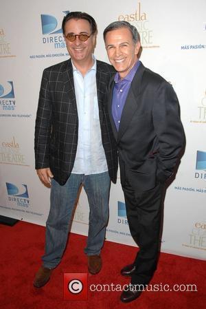 Andy Garcia and Carlos Mencia