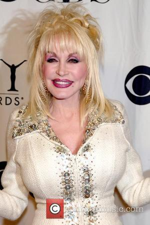 Dolly Parton 2009 Tony Awards 'Meet the Nominees' press reception at The Millennium Broadway Hotel - Arrivals New York City,...