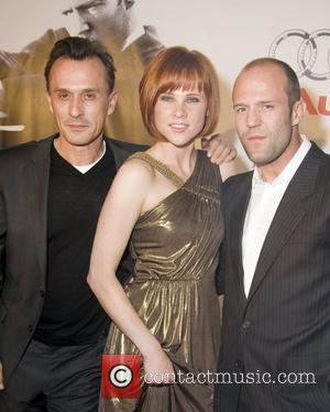 Robert Knepper, Natalya Rudakova, Jason Statham Special screening of 'transporter 3' held at Planet Hollywood Resort and Casino - Arrvals...