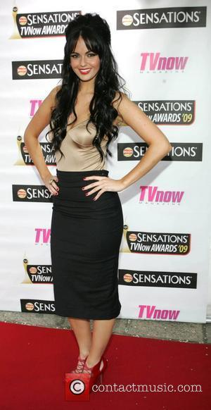 Jennifer Metcalfe The Sensations TV Now Awards 2009 held at The Mansion House - Arrivals Dublin, Ireland - 18.04.09