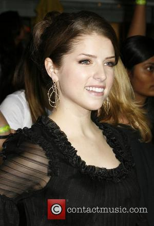 Anna Kendrick Los Angeles Premiere of the film 'Twilight' held at Mann Village Theater California, USA- 17.11.08