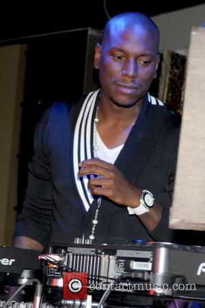 Tyrese Gibson Birthday celebration for Tyrese at Karu & Y Lounge  Miami, Florida - 26.12.08