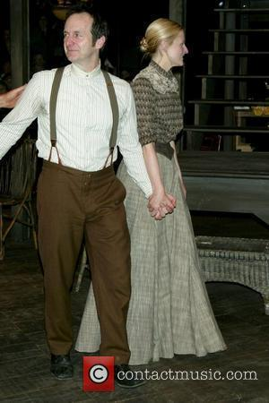 Denis O'hare and Mamie Gummer