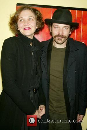 Maggie Gyllenhaal and Peter Sarsgaard Opening Night After Party for 'Uncle Vanya' held at Pangea - Inside New York City,...