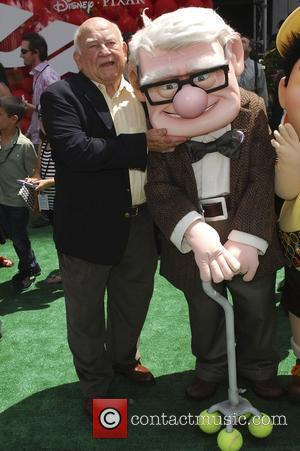Ed Asner Los Angeles Premiere of 'Up' held at The El Capitan Theatre. Hollywood, California, USA - 16.05.09