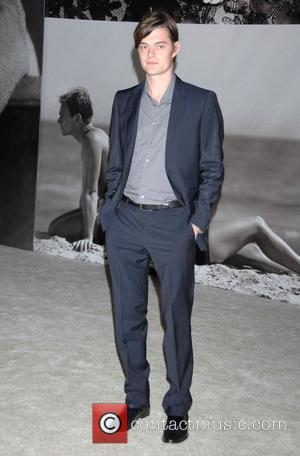 Sam Riley Private view of 'Vanity Fair Portraits: Photographs 1913 - 2008' at LACMA - Arrivals  Los Angeles, California...