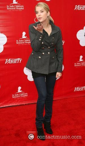 Ashley Benson Target Presents Variety's Power Of Youth Live to Benefit St.Jude Children's Research Hospital - arrivals Los Angeles, California,...