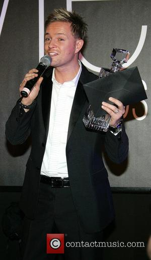 Nicky Byrne The VIP Style Awards at The Shelbourne Hotel Dublin, Ireland - 06.03.09