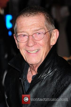 John Hurt UK Premiere of 'W.' held at the Odeon Leicester Square - Arrivals London, England - 23.10.08