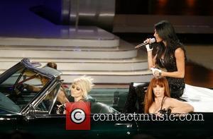 Pussycat Dolls on German TV show 'Wetten Dass...' Stuttgart, Germany - 13.12.08