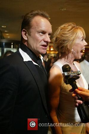 Sting's Daughter Bounces Back After Fracturing Skull