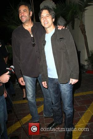 Brad Garrett and Ray Romano
