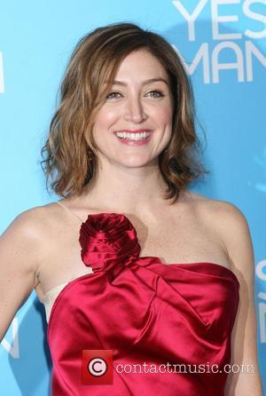 Sasha Alexander  Los Angeles Premiere of 'Yes Man' held at the Mann Village Theatre - Arrivals Los Angeles, California...