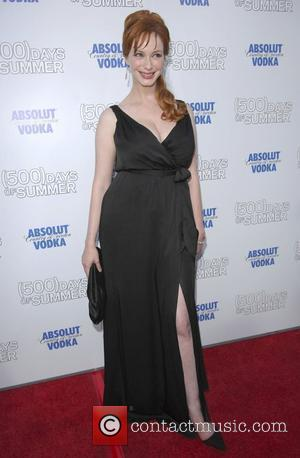 Christina Hendricks Premiere of '500 Days Of Summer' held at the Egyptian Theater  Los Angeles, California - 24.06.09