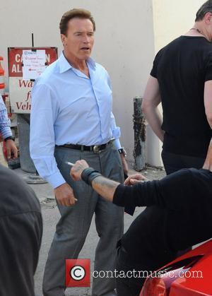 No More Politics For Schwarzenegger