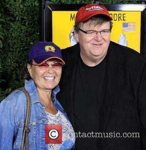 Roseanne Barr, Michael Moore