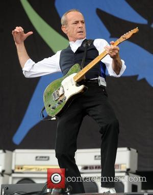 Francis Rossi of Status Quo performing at the 2009 Glastonbury Festival - Day 3 Somerset, England - 28.06.09