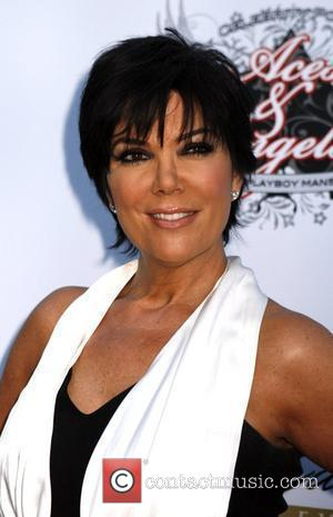 Kris Jenner Aces and Angels Celebrity Poker held at the Playboy Mansion - Arrivals Los Angeles, California - 11.07.09