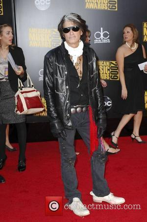 Joe Perry 2009 American Music Awards - Arrivals held at the Nokia Theatre L.A. Live Los Angeles, California - 22.11.09