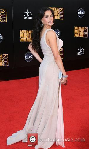 Sofia Vergara 2009 American Music Awards - Arrivals held at the Nokia Theatre L.A. Live Los Angeles, California - 22.11.09