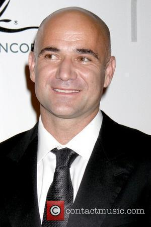 Agassi Admits Famous Locks Were A Wig