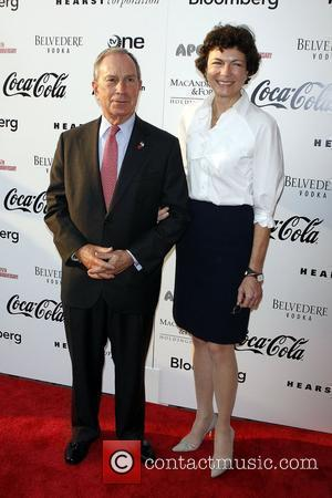 Mayor Michael Bloomberg, Diana Taylor Apollo Theater 75th Anniversary Gala at The Apollo Theater - arrivals  New York City,...