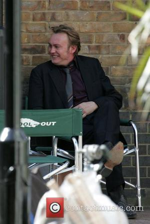 Philip Glenister on the set of 'Ashes to Ashes' London, England - 12.09.09