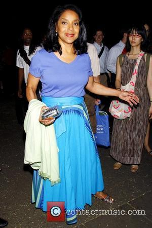 Phylicia Rashad Opening Night of 'The Bacchae' at the Delacorte Theater in Central Park New York City, USA - 24.08.09