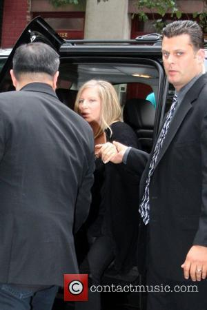 Streisand Thanks Fans For Putting Her On Top Of The Charts Again
