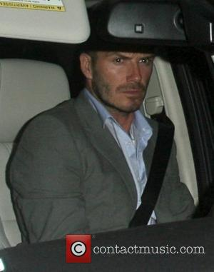 Beckham To Join The Army