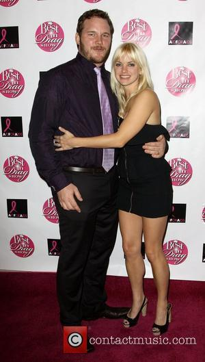 Chris Pratt and Anna Faris The 7th annual Best In Drag show held at The Orpheum Theatre - Arrivals Los...