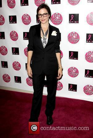 Mary-Louise Parker The 7th annual Best In Drag show held at The Orpheum Theatre - Arrivals Los Angeles, California -...