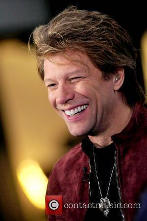 Bon Jovi's Son Hospitalised