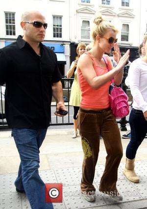 Scherzinger Never Saw Spears On Tour