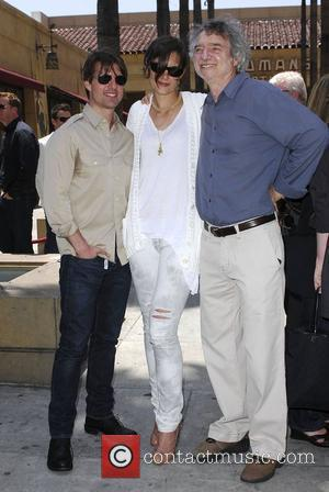 Tom Cruise, Star On The Hollywood Walk Of Fame, Walk Of Fame, Katie Holmes