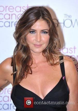 Lisa Snowdon Breast Cancer Care 2009 Fashion Show held at the Grosvenor House. London, England - 7.10.09