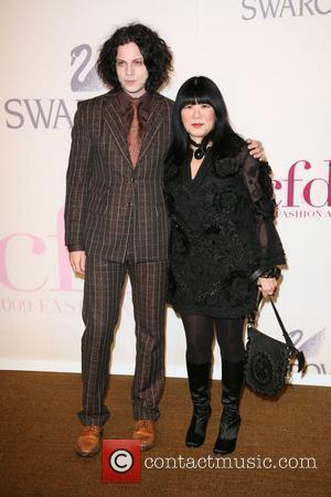 Musician Jack White, Jack White and Cfda Fashion Awards