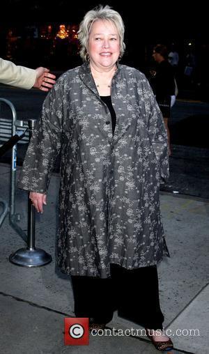 Kathy Bates Screening Of 'Cheri' at Directors Guild of America Theatre New York City, USA - 16.06.09