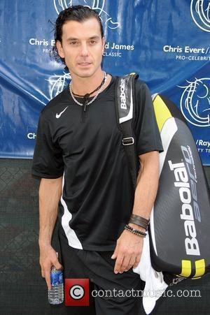 Gavin Rossdale The Chris Evert/Raymond James Pro-Celebrity Tennis Classic Pro-Am at the Delray Beach Tennis Center  Delray Beach, Florida...