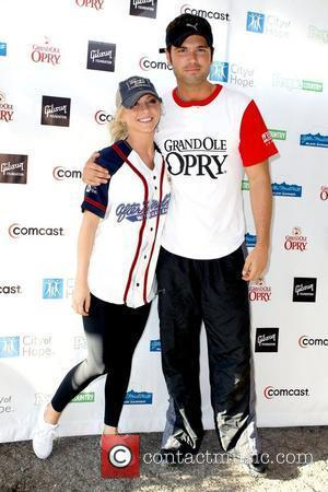 Julianne Hough and Chuck Wicks The 19th Annual City of Hope Celebrity Softball Challenge held at Greer Stadium - Arrivals...
