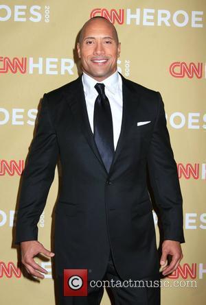 Dwayne Johnson CNN Heroes: An All-Star Tribute held at the Kodak Theatre - Arrivals Hollywood, California - 21.11.09