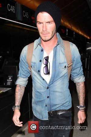 Beckham's Grandfather Dies