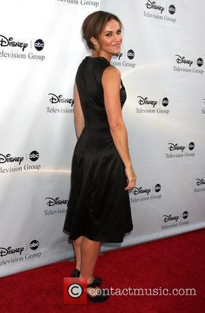 Amy Brenneman Disney's ABC Television Group summer press tour party - Arrivals Los Angeles, California - 08.08.09