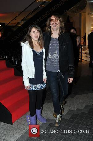 Justin Hawkins Ed Hardy - Store Launch Party at the Westfield Centre London, England - 01.12.09