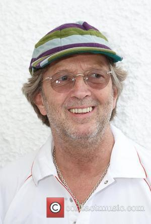 Eric Clapton Bunbury charity cricket match - Cranleigh v Eric Clapton X1 Surrey, England - 12.07.09