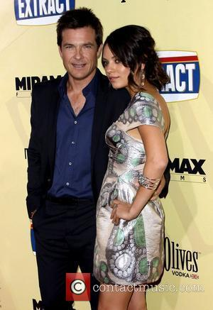 Jason Bateman and Mila Kunis