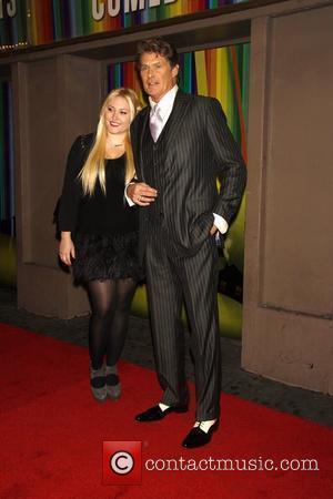 Hasselhoff: 'I'm Like Winehouse'