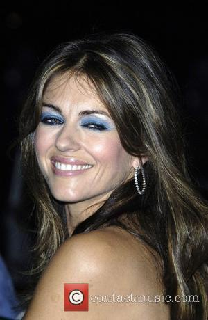 Elizabeth Hurley GQ Men Of The Year Awards held at the Royal Opera House. London, England - 08.09.09